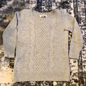 Light Grey Loft Sweater